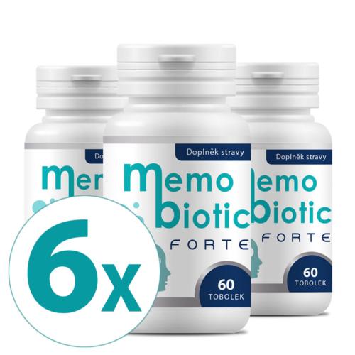 Memobiotic Forte 360 kapslí