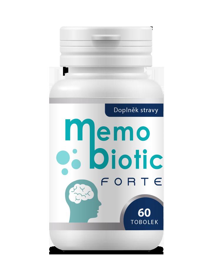 Nootropika - Memobiotic Forte